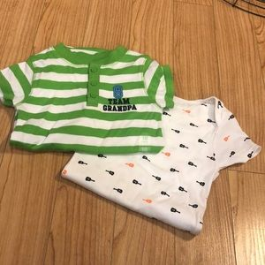 Other - Two Boys Onesies! 18M & 24M
